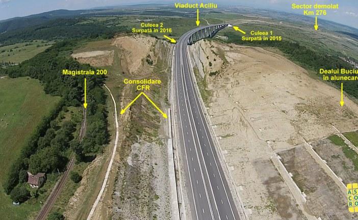 A1 Orăștie – Sibiu Lot 3, autostrada Meșterului Manole