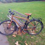 Bicicleta după ureche