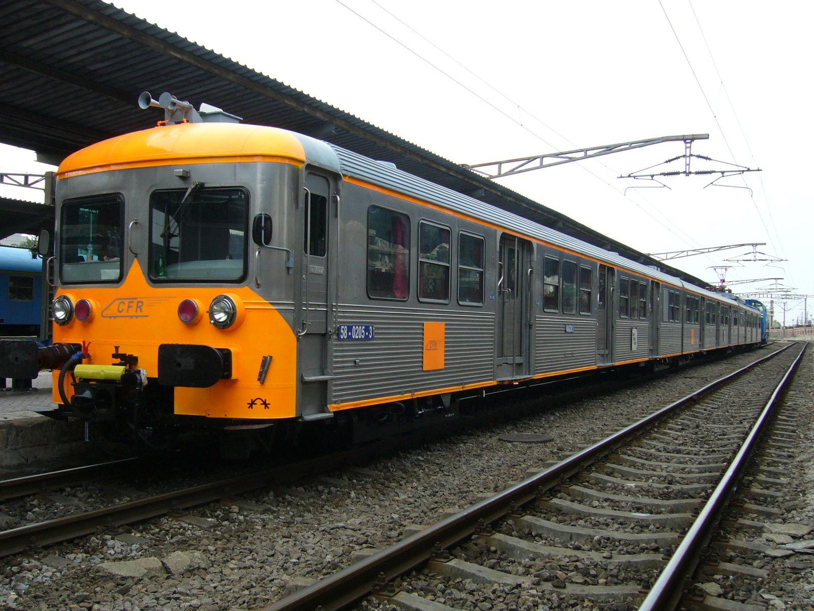 Automotor CFR clasa 58, ex-SNCF