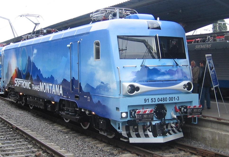 Locomotiva Sofronic Transmontana 001