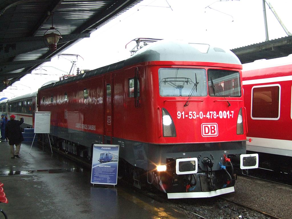 Locomotiva Sofronic Phoenix 001