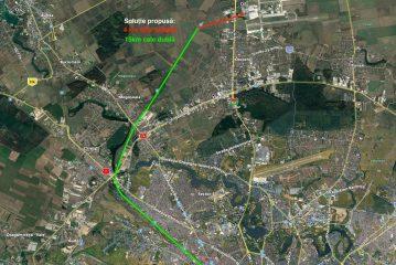 Soluție: Trenuri la Aeroportul Otopeni la cadență de 10'