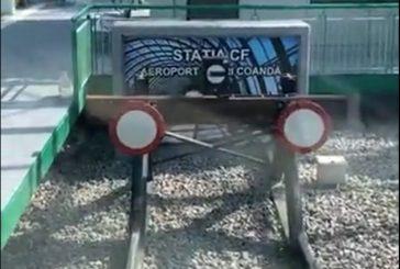 Tren la aeroport în 2020, tehnologie din 1930